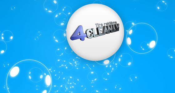 4clean – Tīra reklāma